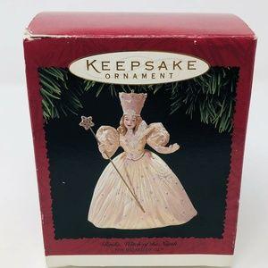 GLINDA Keepsake Ornament Witch of the North